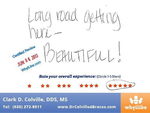 Orthodontic Specialists of Seguin Patient Review by Debbie H