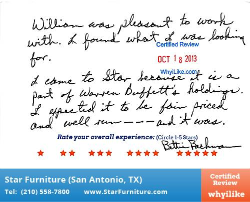 Star Furniture In San Antonio Tx
