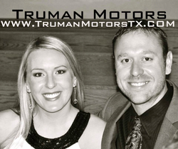Truman Motors Used Cars in Austin, TX