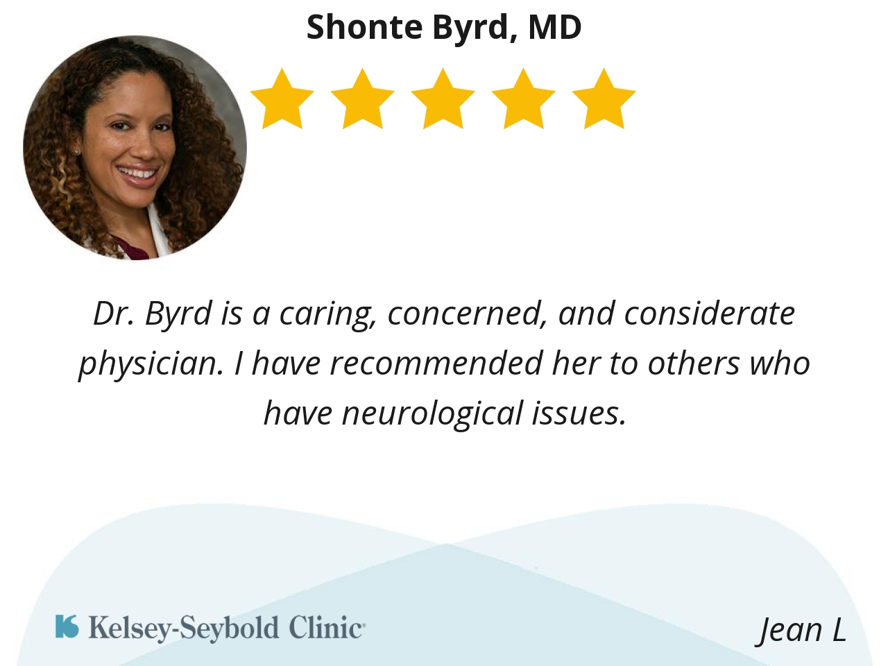 Shonte Byrd, MD | Houston Neurologist | Kelsey-Seybold Clinic